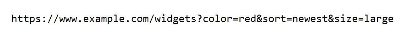 Parametersچیست,Params چیست,پارامترهای URL