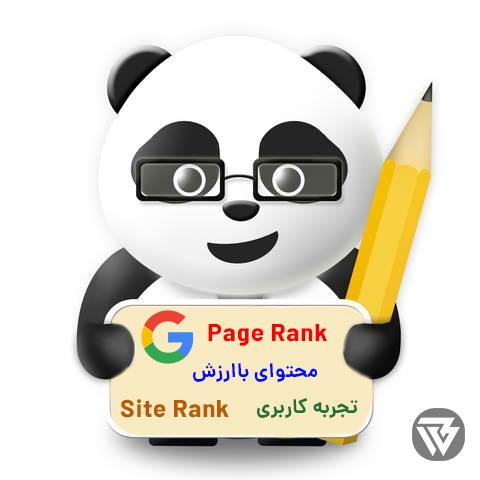 آموزش الگوریتم پاندا,الگوریتم پاندا,الگوریتم پاندا گوگل